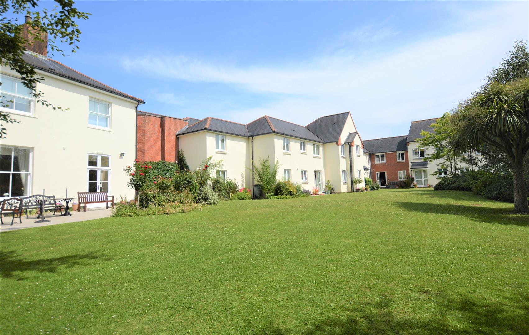 Mowbray Court, Butts Road, Heavitree, Exeter